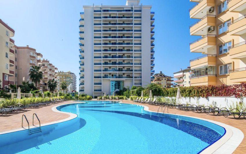 Апартаменты 1+1 в 200 метрах от моря