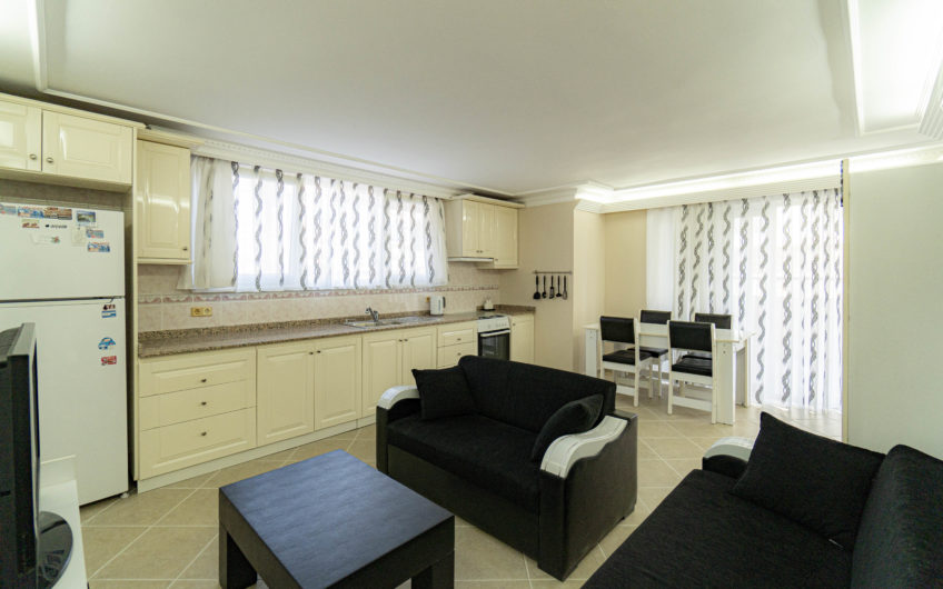 Апартаменты 1+1 на первой линии по доступной цене