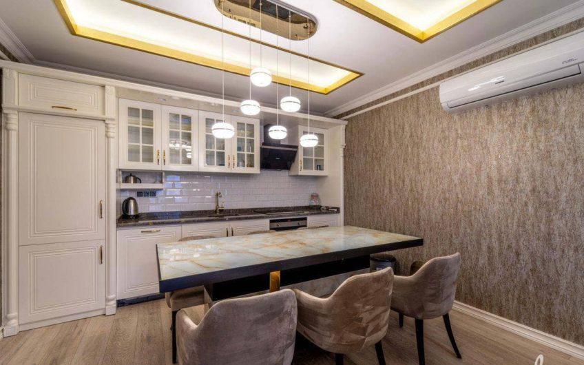 Апартаменты 2+1 в премиум комплексе, район Оба