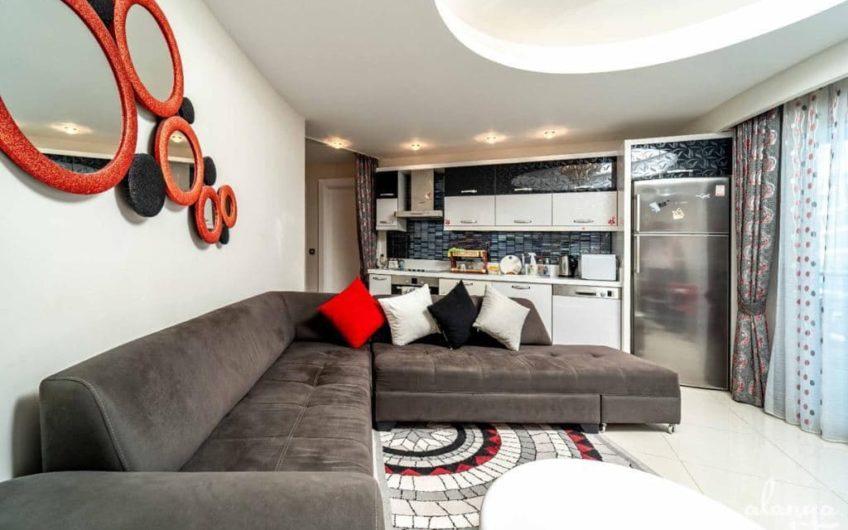 Апартаменты 1+1 на аренду в 5* комплексе