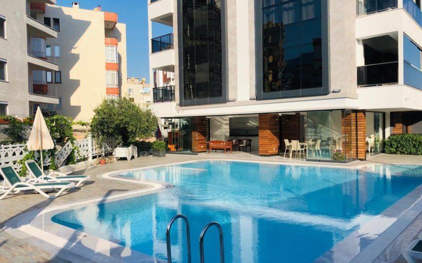 Апартаменты 1+1 рядом с пляжем Клеопатры