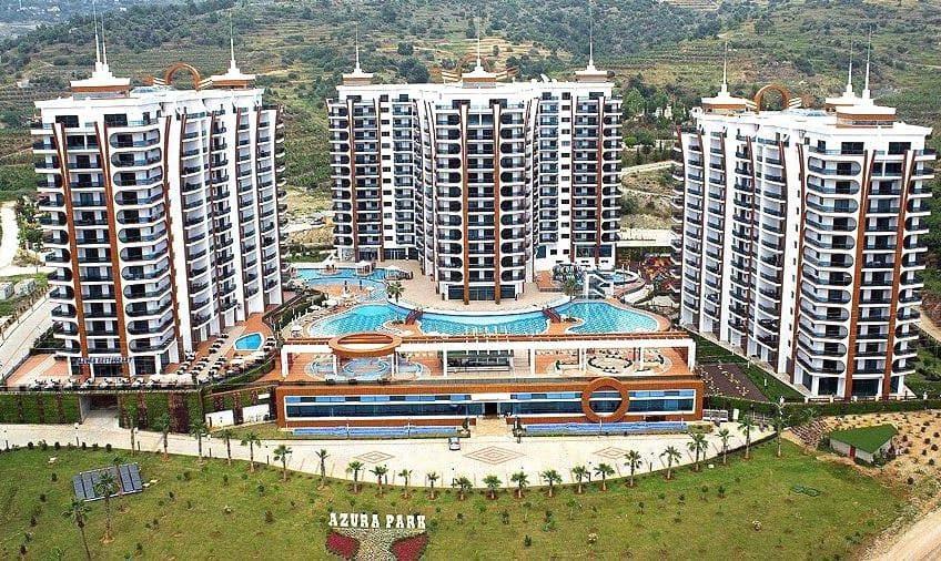 Апартаменты 1+1 в комплексе отельного типа