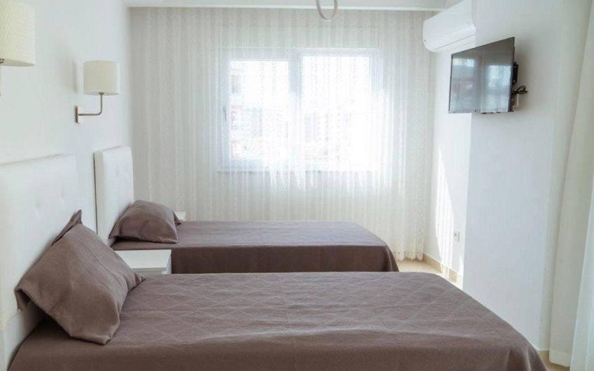 Апартаменты 2+1 в Махмутларе